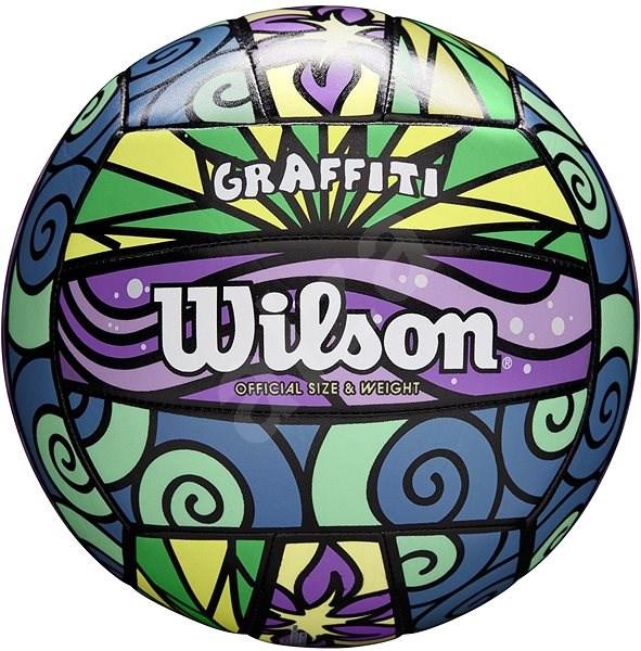 Wilson Graffiti Original - Beachvolejbalový míč
