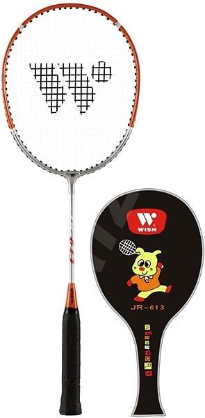 WISH AlumTec JR 613 - Badmintonová raketa