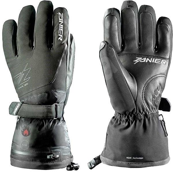 de63e7d1eb9 Zanier HEAT.ZX 3.0 vyhřívané rukavice prstové