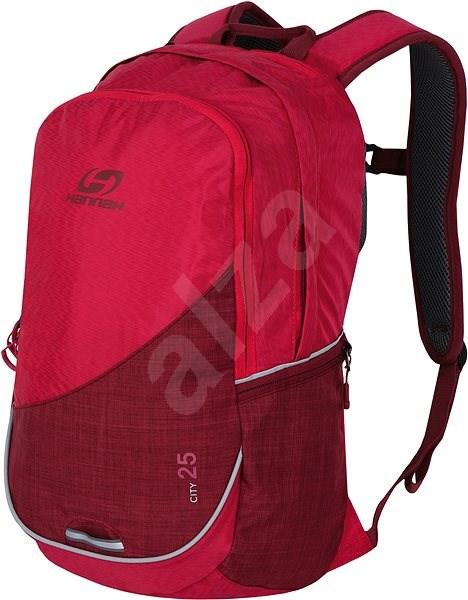 Hannah City 25 Pink - Městský batoh  389d8bb23b