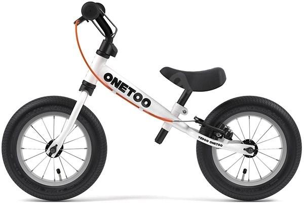 Yedoo OneToo bílá - Sportovní odrážedlo
