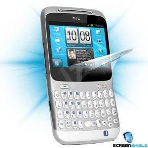 ScreenShield pro HTC Cha Cha na displej telefonu - Ochranná fólie