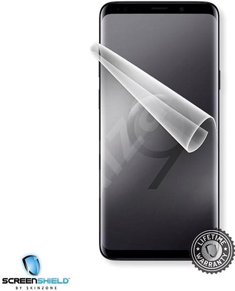 Screenshield SAMSUNG G965 Galaxy S9+ na displej - Ochranná fólie ... 4614118d810
