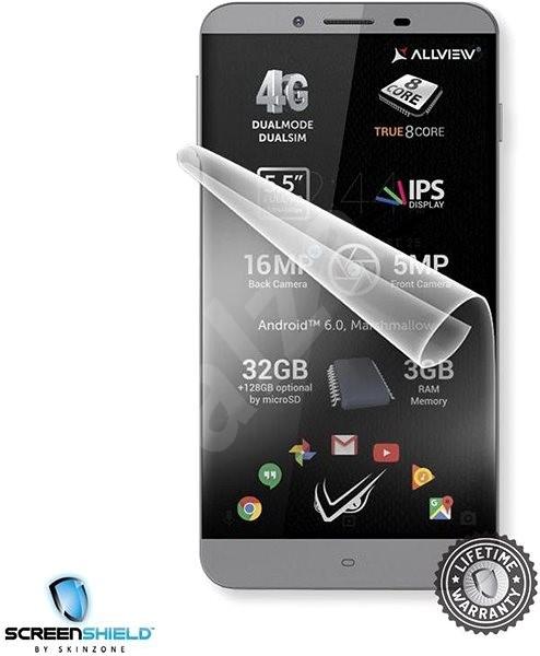 Screenshield ALLVIEW V2 Viper S na displej - Ochranná fólie