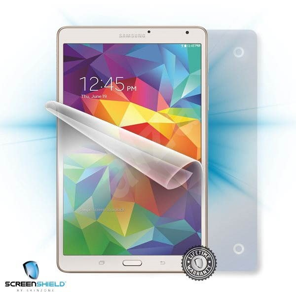 ScreenShield pro Samsung Galaxy Tab S 10.5 LTE (T805) na celé tělo tabletu - Ochranná fólie