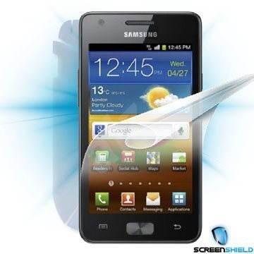 ScreenShield pro Samsung Galaxy W (i8150) na celé tělo telefonu - Ochranná fólie