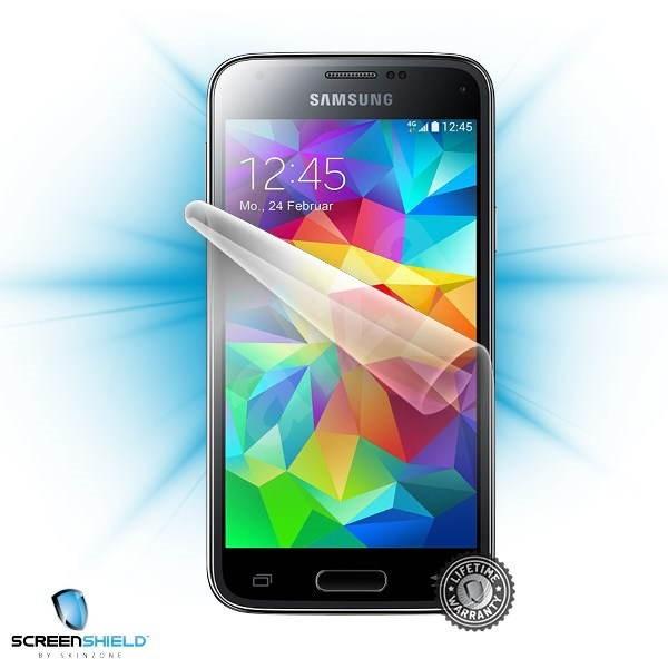 1dbe16d16 ScreenShield pro Samsung Galaxy S5 mini G800F na displej telefonu -  Ochranná fólie