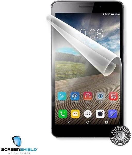 ScreenShield pro Lenovo PHAB Plus 6.8 na displej tabletu - Ochranná fólie