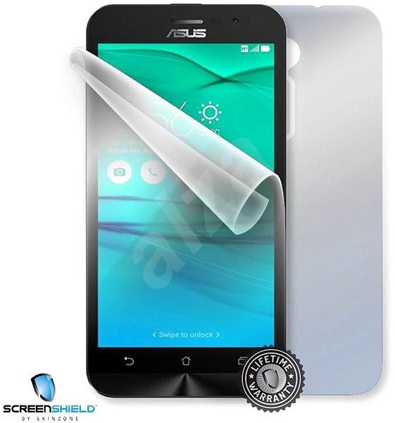 ScreenShield pro Asus ZenFone Go ZB500KG pro celé tělo - Ochranná fólie
