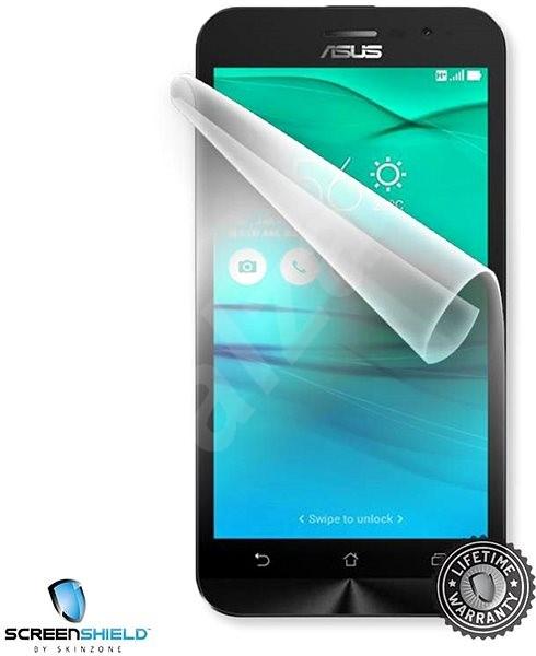 ScreenShield pro Asus ZenFone Go ZB500KG pro displej - Ochranná fólie