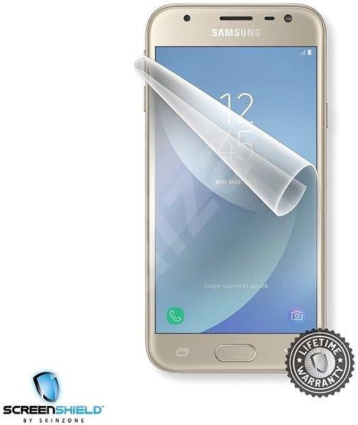 Screenshield SAMSUNG J330 Galaxy J3 (2017) na displej - Ochranná fólie