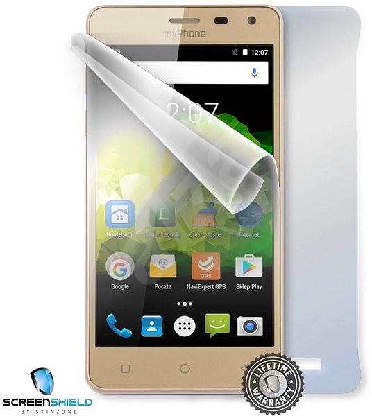 ScreenShield pro Myphone Prime Plus pro celé tělo - Ochranná fólie