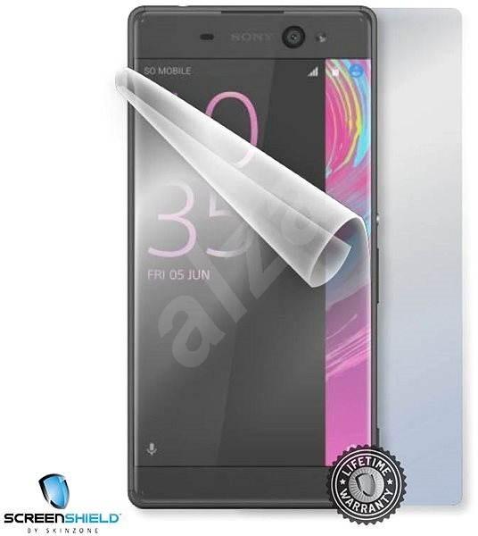 ScreenShield Sony Sony Xperia XA Ultra F3211 na displej a celé tělo - Ochranná fólie