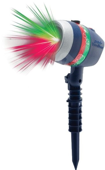Star Shower Laser Magic - Lampa