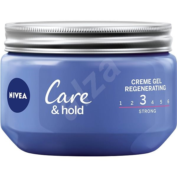 NIVEA Styling Cream Care&Hold 150 ml - Gel na vlasy