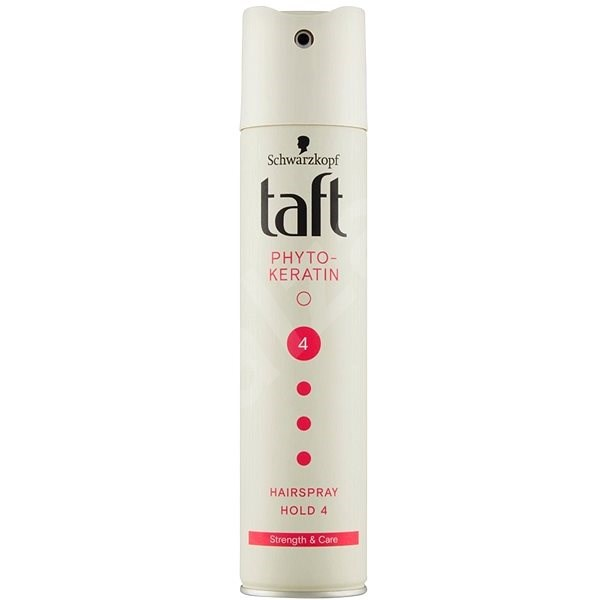 SCHWARZKOPF TAFT Keratin Hairspray 250 ml - Lak na vlasy