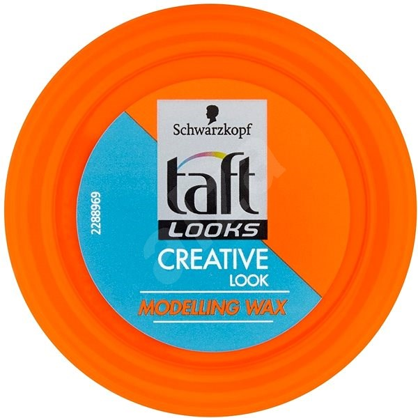 SCHWARZKOPF TAFT Looks Creative Look 75 ml - Vosk na vlasy