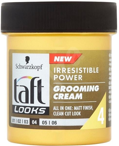 SCHWARZKOPF TAFT Looks Irresistable Power 130 ml - Krém na vlasy