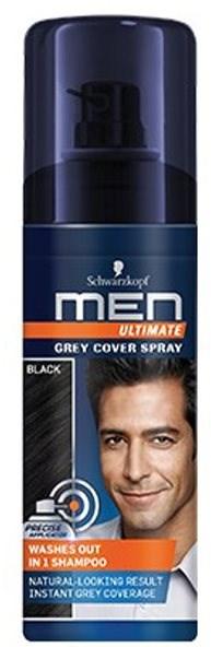 SCHWARZKOPF Men Ultimate Black 120 ml - Root Spray