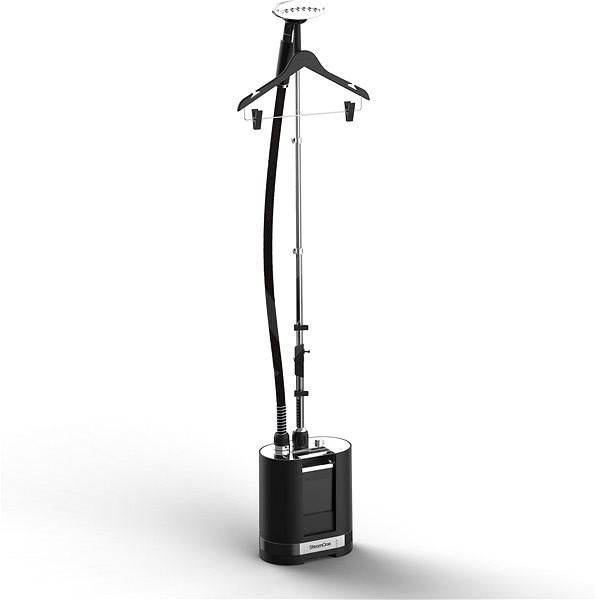 SteamOne DUALYS black - Napařovač oděvů