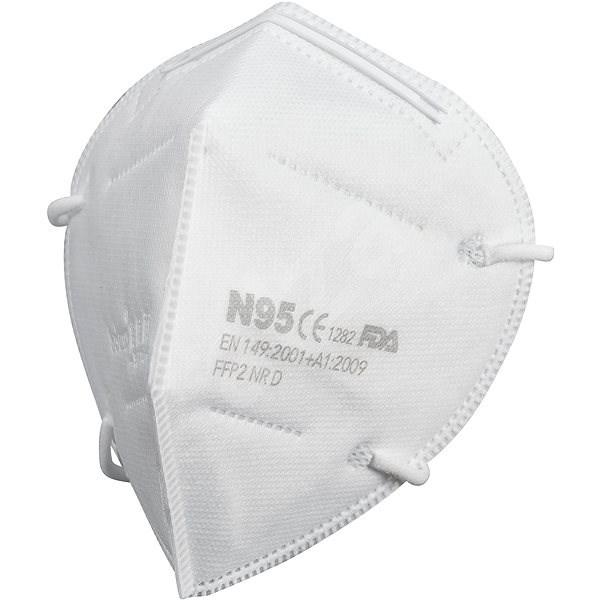 STX respirátor KN95 / FFP2 - 5ks - Respirátor
