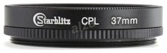 Starblitz cirkulárně polarizační filtr 37mm - Polarizační filtr