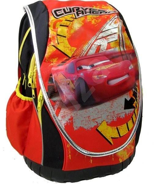 Abb batoh - Disney Auta - Školní batoh