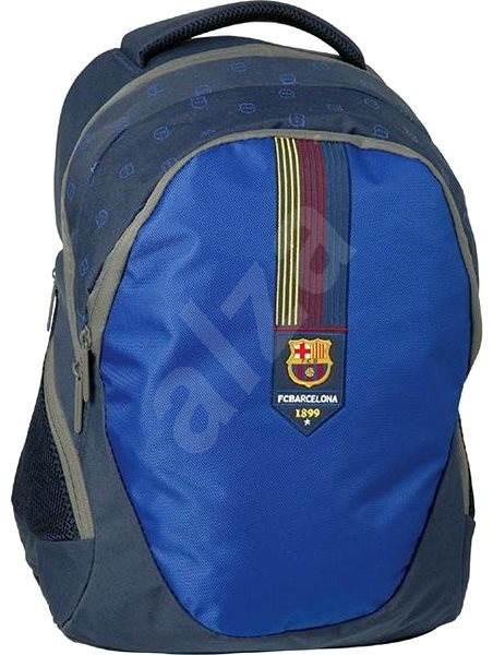 7585735717c Velký studentský batoh - FC Barcelona - Školní batoh