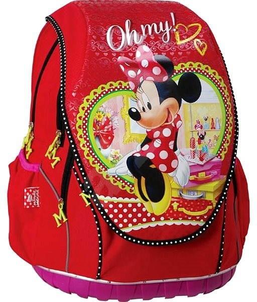 Anatomický batoh Abb - Disney Minnie - Školní batoh  3ab19d00a0