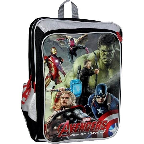 Školní batoh Marvel Avengers - Školní batoh  07719bf6f1
