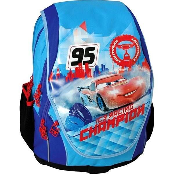 Anatomický školní batoh Abb - Disney Cars - Školní batoh  749ee251c1