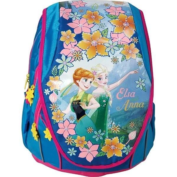 Anatomický batoh Abb - Disney Ledové království - Školní batoh  1314eed1e8