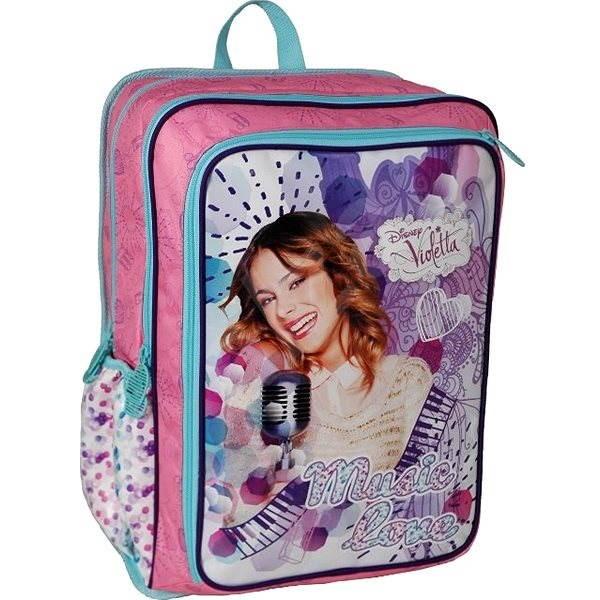 E.V.A. Školní batoh - Disney Violetta - Školní batoh