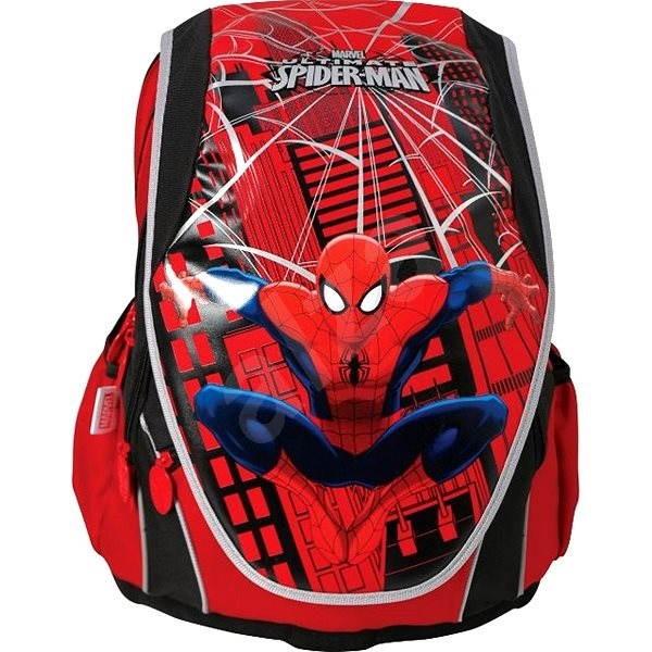 Školní batoh - Spiderman - Školní batoh  830ae6bf7d