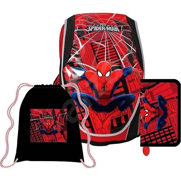 e9904285419 Abb Set Spiderman - Školní set