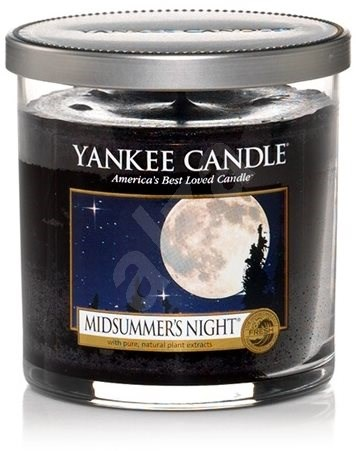 YANKEE CANDLE Decor malý 198 g Midsummer's Night - Svíčka