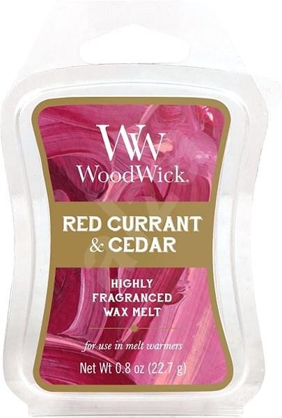 WOODWICK ARTISAN Currant and Cedar 22.7g - Aroma Wax