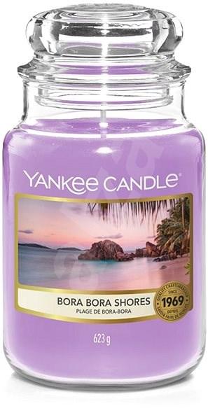 YANKEE CANDLE Bora Bora Shores 623 g - Candle