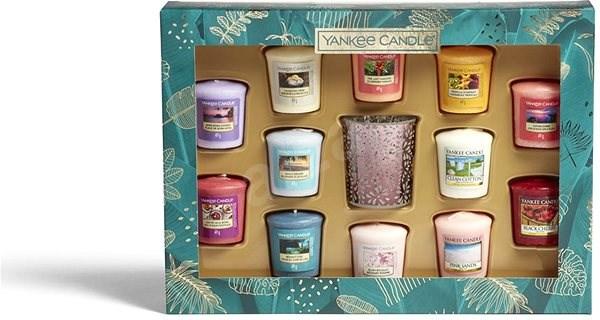 YANKEE CANDLE The Last Paradise 2021 + candlestick, 12 pcs - Gift Set