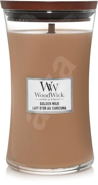 WOODWICK Golden Milk 609 g - Svíčka