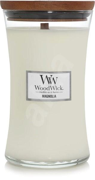 WOODWICK Magnolia 609 g - Svíčka
