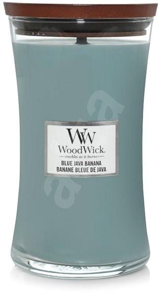 WOODWICK Blue Java Banana 609 g - Svíčka