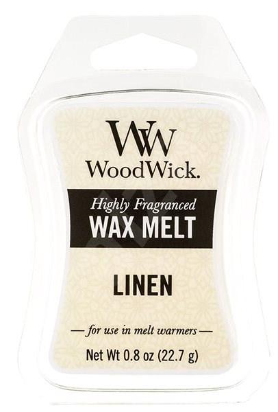 WOODWICK Linen 22,7 g - Vonný vosk