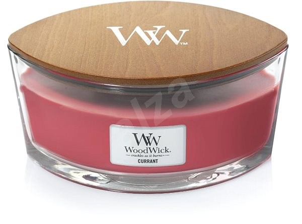 WOODWICK Currant 453g - Candle