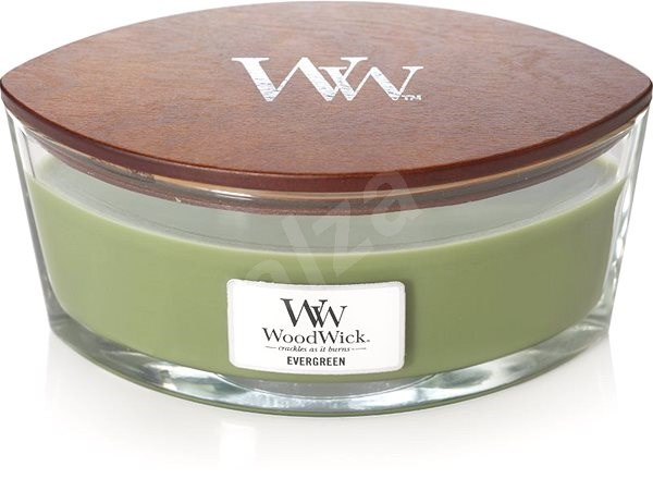 WOODWICK Evergreen 453g - Candle