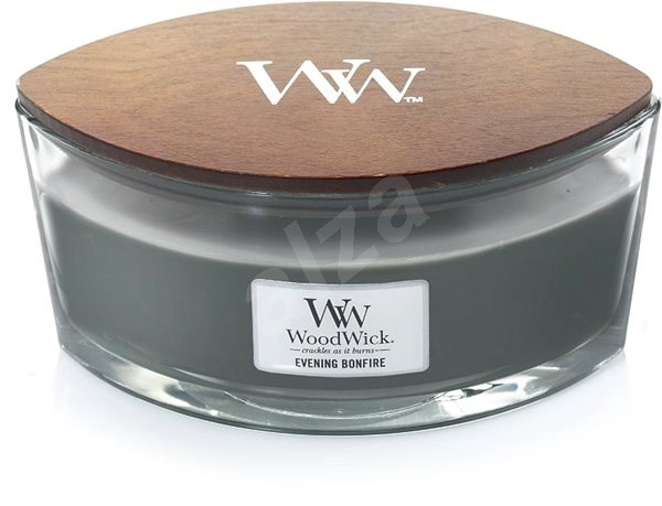 WOODWICK Evening Bonfire 453g - Candle