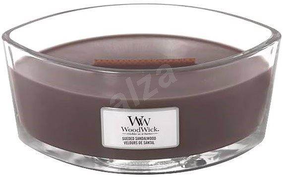 WOODWICK Sueded Sandalwood 453g - Candle
