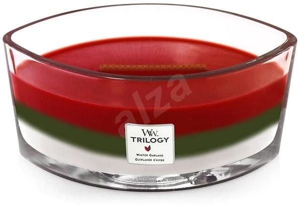 WOODWICK Winter Garland 453g - Candle