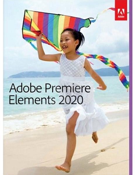 Adobe Premiere Elements 2020 CZ WIN (BOX) - Grafický software