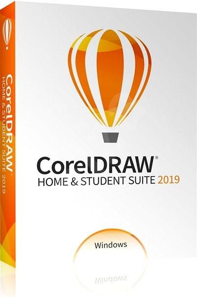 CorelDRAW Home & Student Suite 2019 - Grafický software
